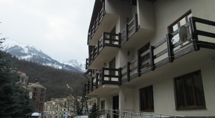 тенденциями, гала альпик отель реальные фото того